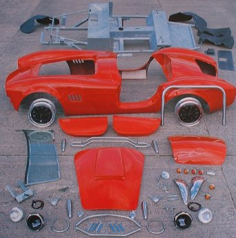 Car Paint Job Cost >> Preparing The Chassis - How To Build a Pilgrim Sumo